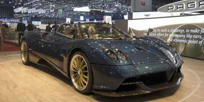 Pagani Will Build a Huyara BC Roadster and a New Coupe in the Next Five Years