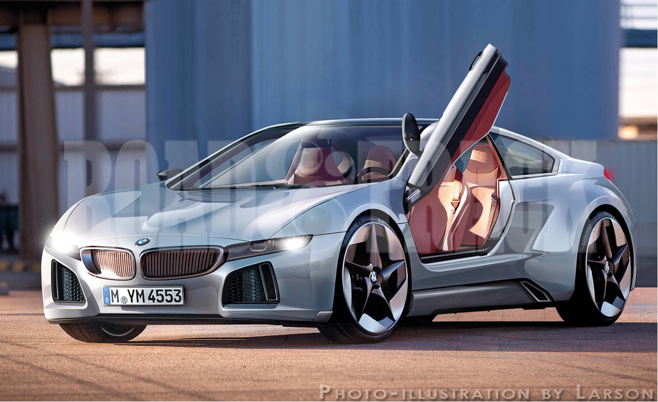 Cars Of The Future Sports Cars Of The Future 2015 Bmw Vision Supercar