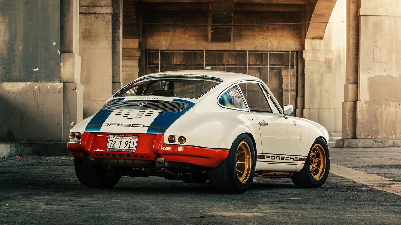 Blown Cars Wallpaper Magnus Walker 1972 Porsche 911 Str Ii For Sale Modified