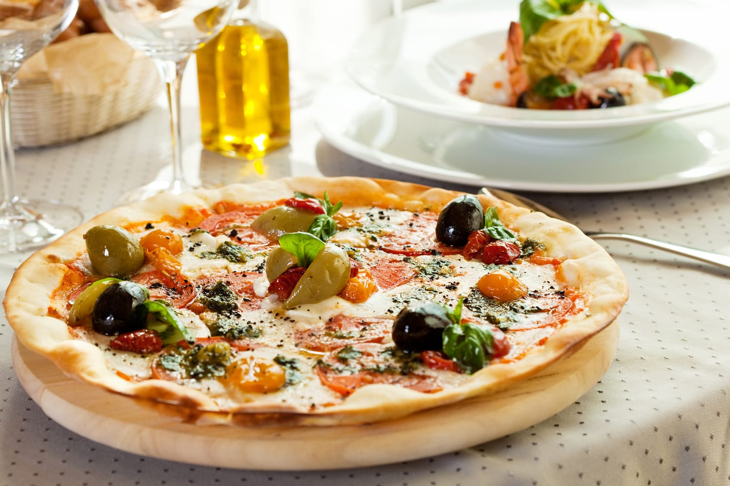 Restaurant Pizza Gluten Free Florence A Travel Guide For Celiacs Road Affair