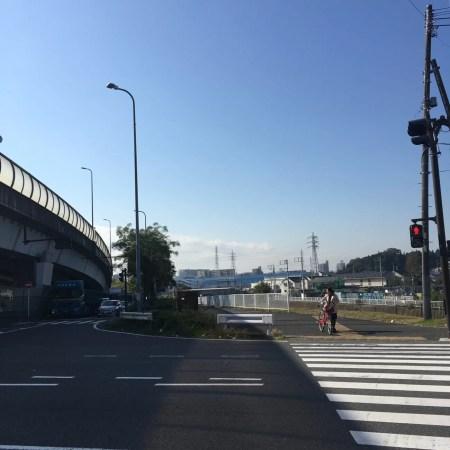 境川サイクリングロード1