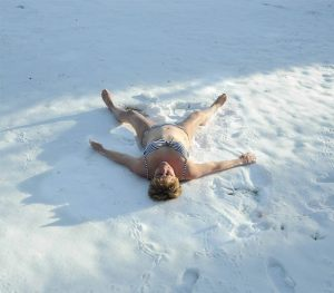 carol snow angel