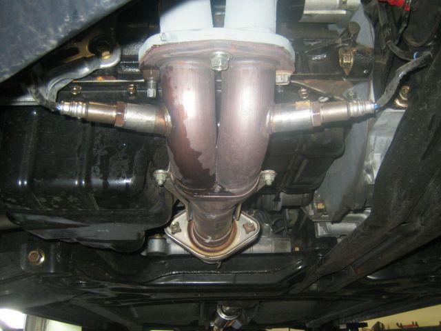 2000 Mitsubishi Eclipse Exhaust System Diagram ✓ Mitsubishi Car