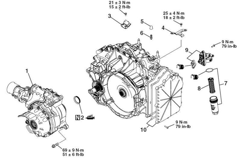 mitsubishi l4 engine diagram