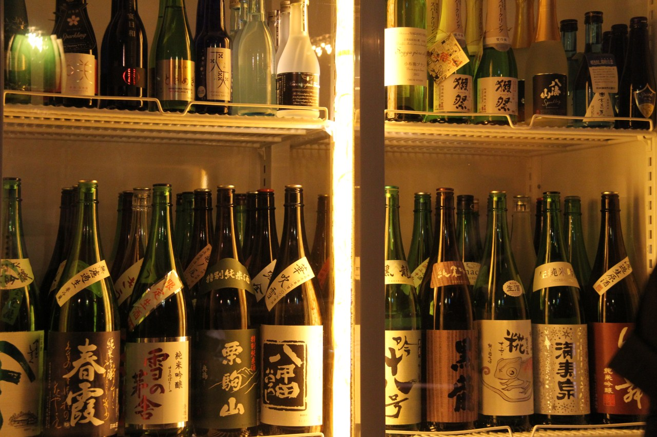Decoding Sake in a Dank Osaka Basement