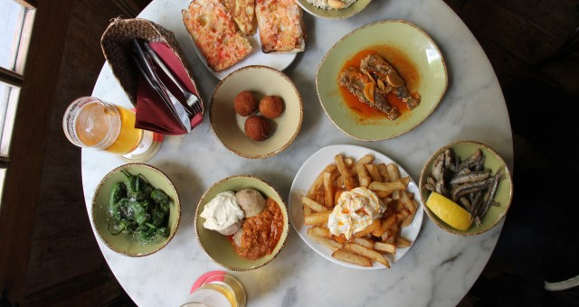Spain: A Love Story Told in 10Dishes