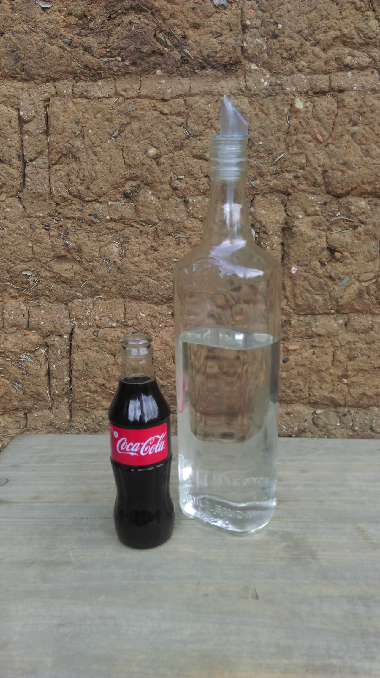 Is This A Crime Against Tequila Or A Crime Against Coca-Cola?