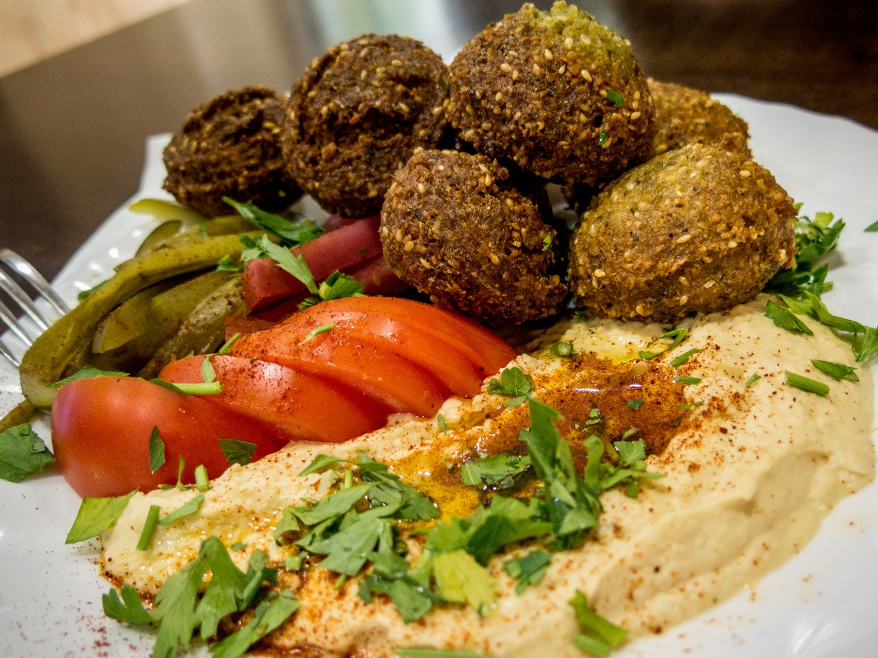 When Falafel is Good, It's Very Good