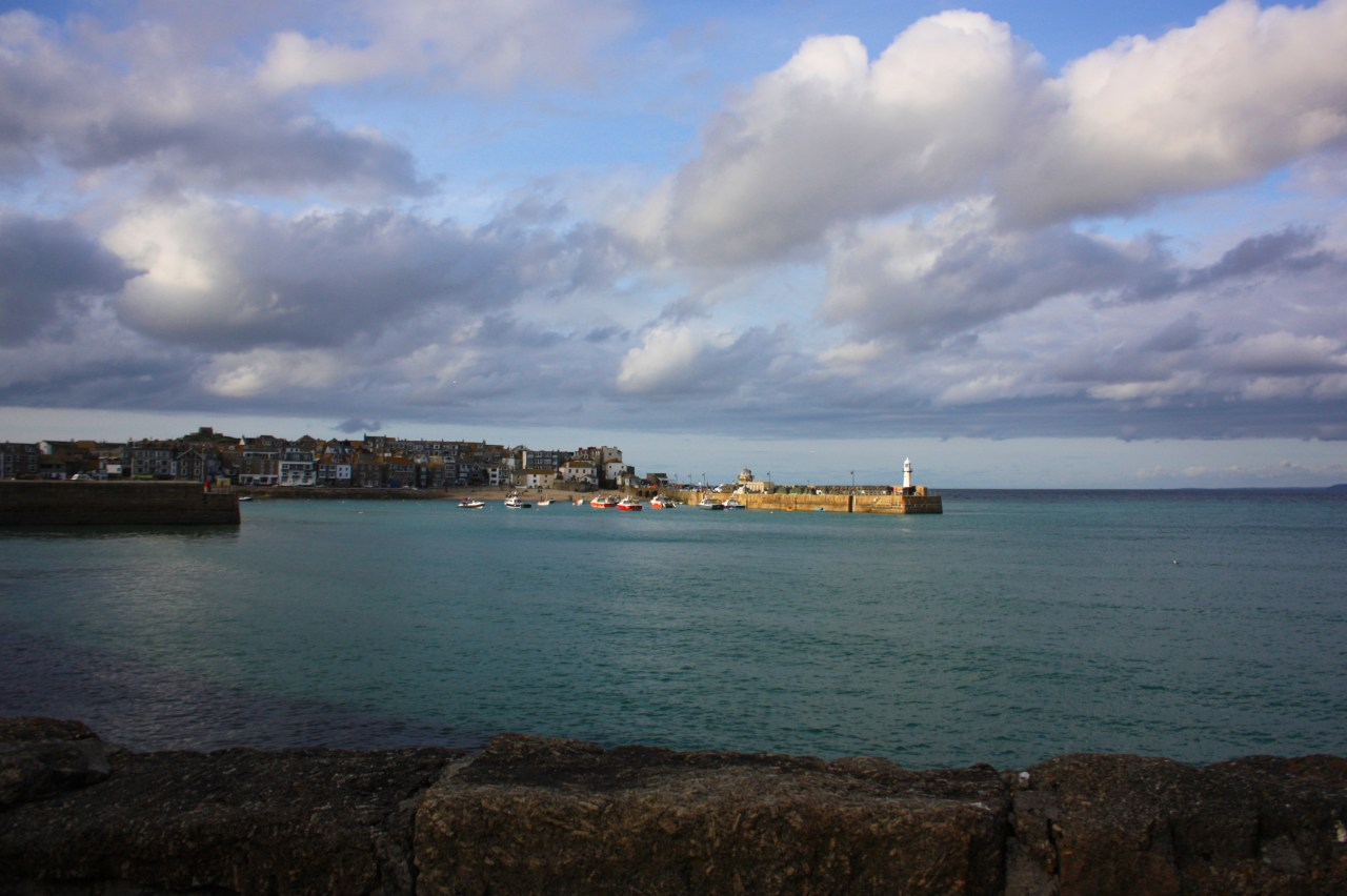 "There Is No Period After the ""St"" in St Ives and Other Cornwall Stuff"