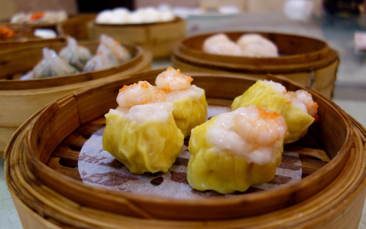 The Problem With Traveling Alone Is That You Can't Possibly Eat Enough Dim Sum