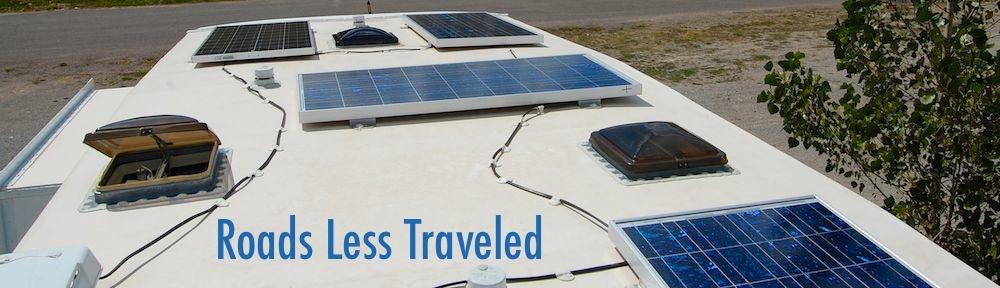 Solar Tutorial IV - Solar Panel Selection  Wiring - RV\u0027s, Boats