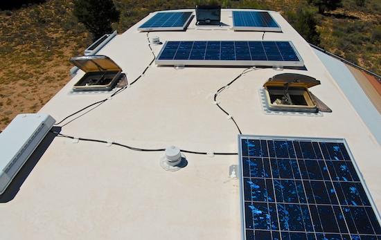 Solar Panel Wiring Diagram For Rv - Wiring Diagrams Schema