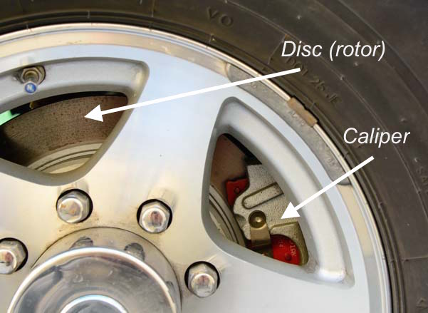 Trailer Disc Brake Conversion - Electric Over Hydraulic Disc Brakes
