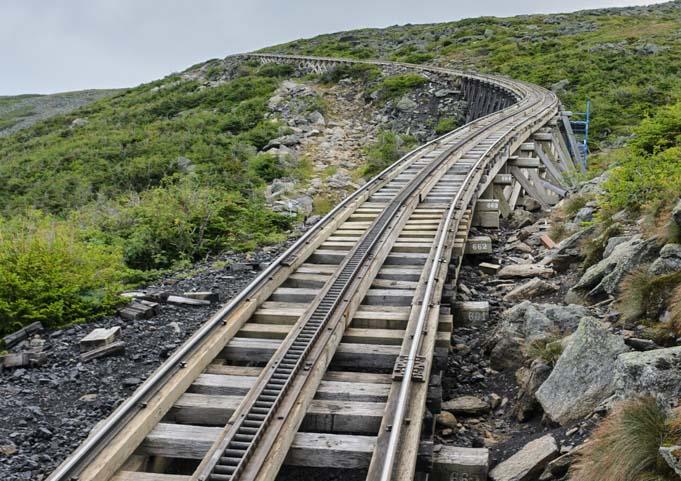Mt Washington Cog Railway The Little Engine That Could