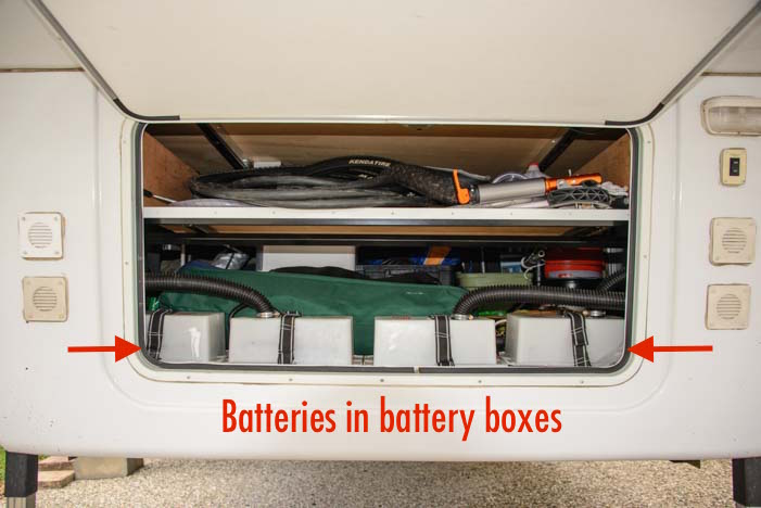 Wet Cell vs AGM Batteries  RV Wiring Tips
