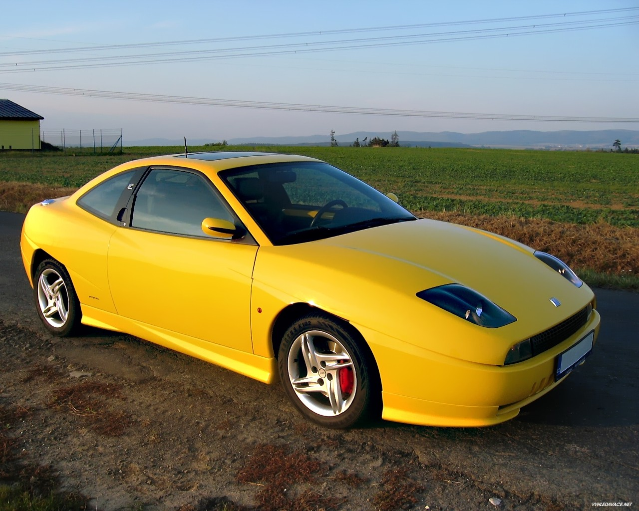 Fiat Coupe Fiat Coupe Review And Photos