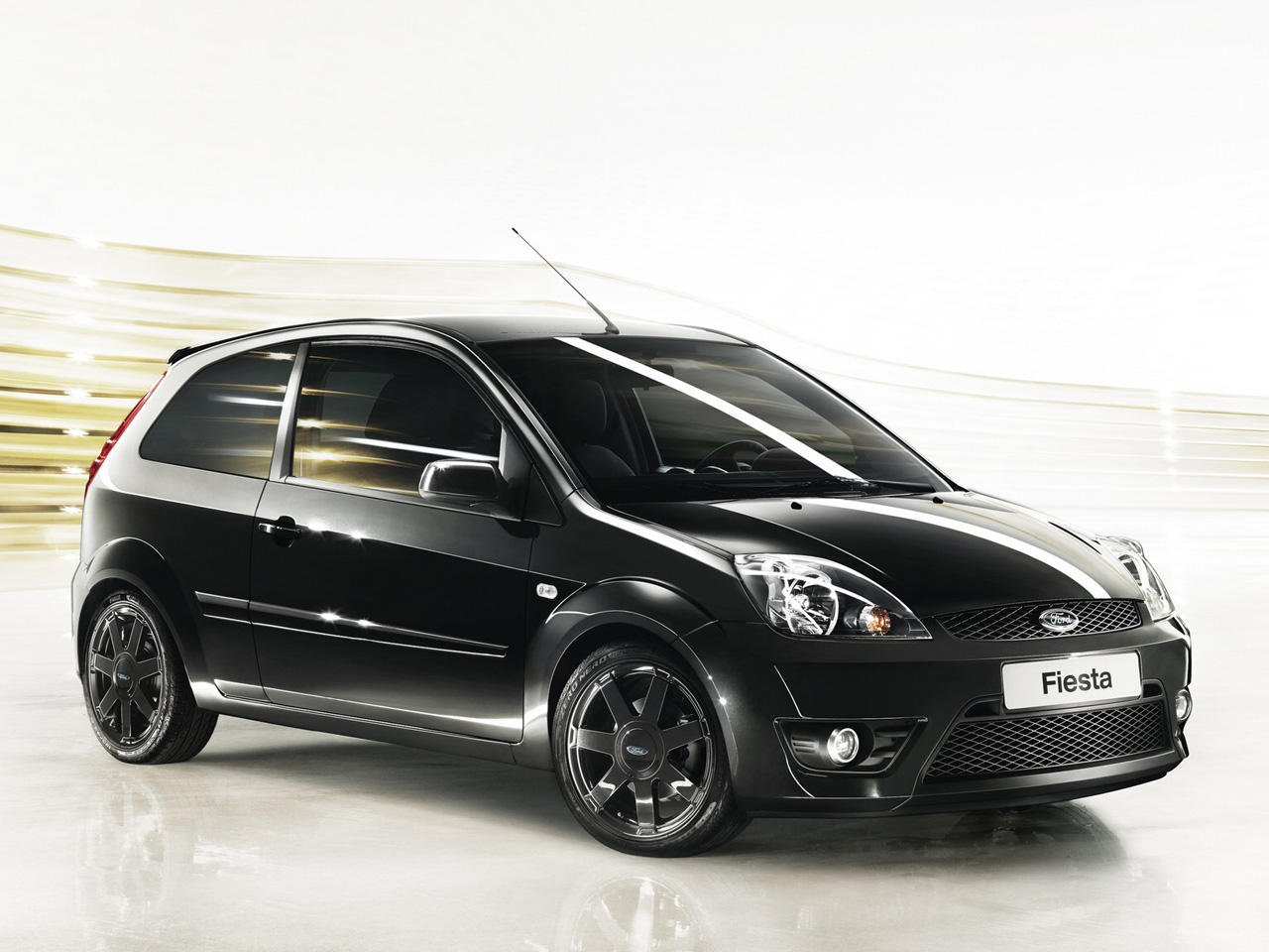 All Black Ford Fiesta Ford Fiesta Review And Photos