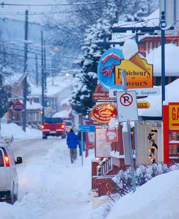 Town of Baie St. Paul, Quebec