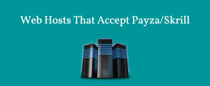 Web hosts accept payza skrill