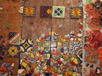 mexican tiles. mosaic tiles   RoamingArtist's Blog