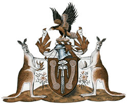 N.T Coat of Arms