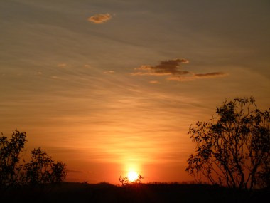 Just another Sunset at Kakadu.