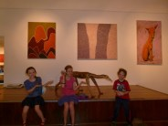 Port Hedland Art Gallery.