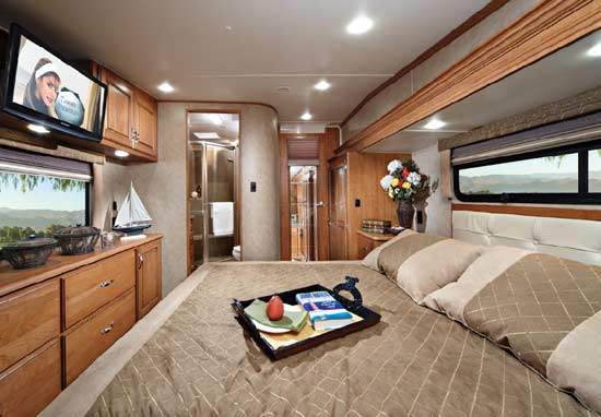 10 By 10 Kitchen Layout With Island 2010/11 Carriage Cameo Fifth Wheel - Roaming Times