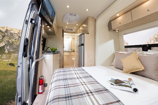 Ikea Hot Dog Party 2015 Leisure Travel Vans Free Spirit Class B Motorhome