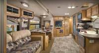 Travel Trailers Interiors
