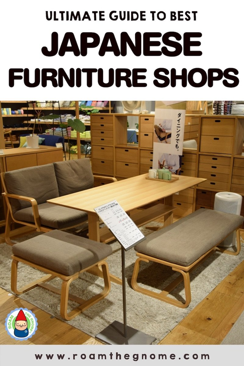 Guide To Best Japanese Furniture Store Marts In Japan