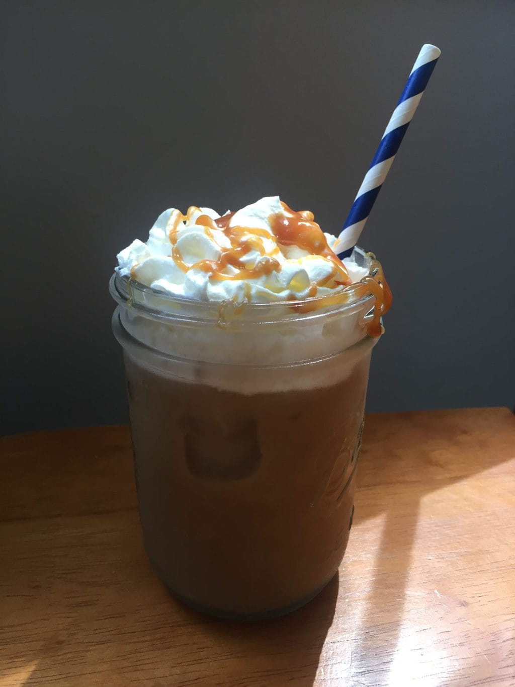 Macchiato Caramel Iced Caramel Macchiato Recipe Sit Sipping Sweetly This Summer