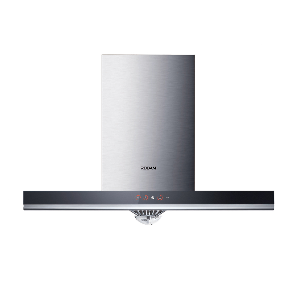 China Hot Sale Factory Sokoto Exhaust Fan T Type Series Range Hood Robam Supplier And Company Robam Electric