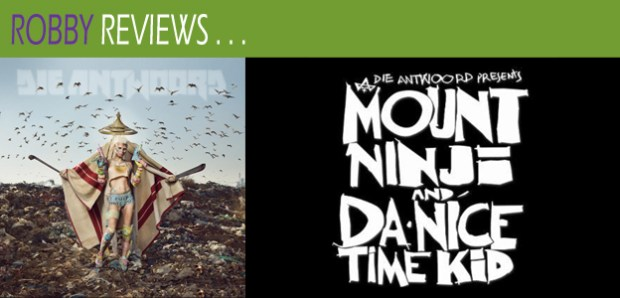 Robby Reviews Die Antwoord's Mount Ninji and Da Nice Time Kid