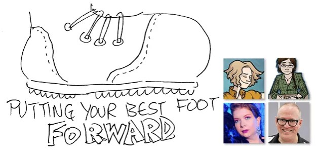 Putting Your Best Foot Forward