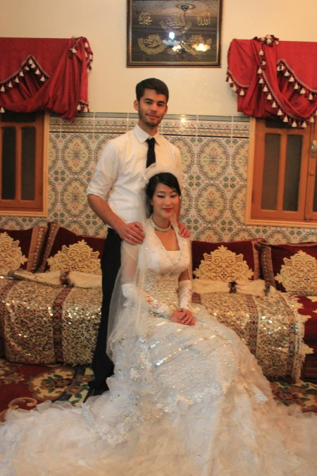 Traditional Moroccan Wedding