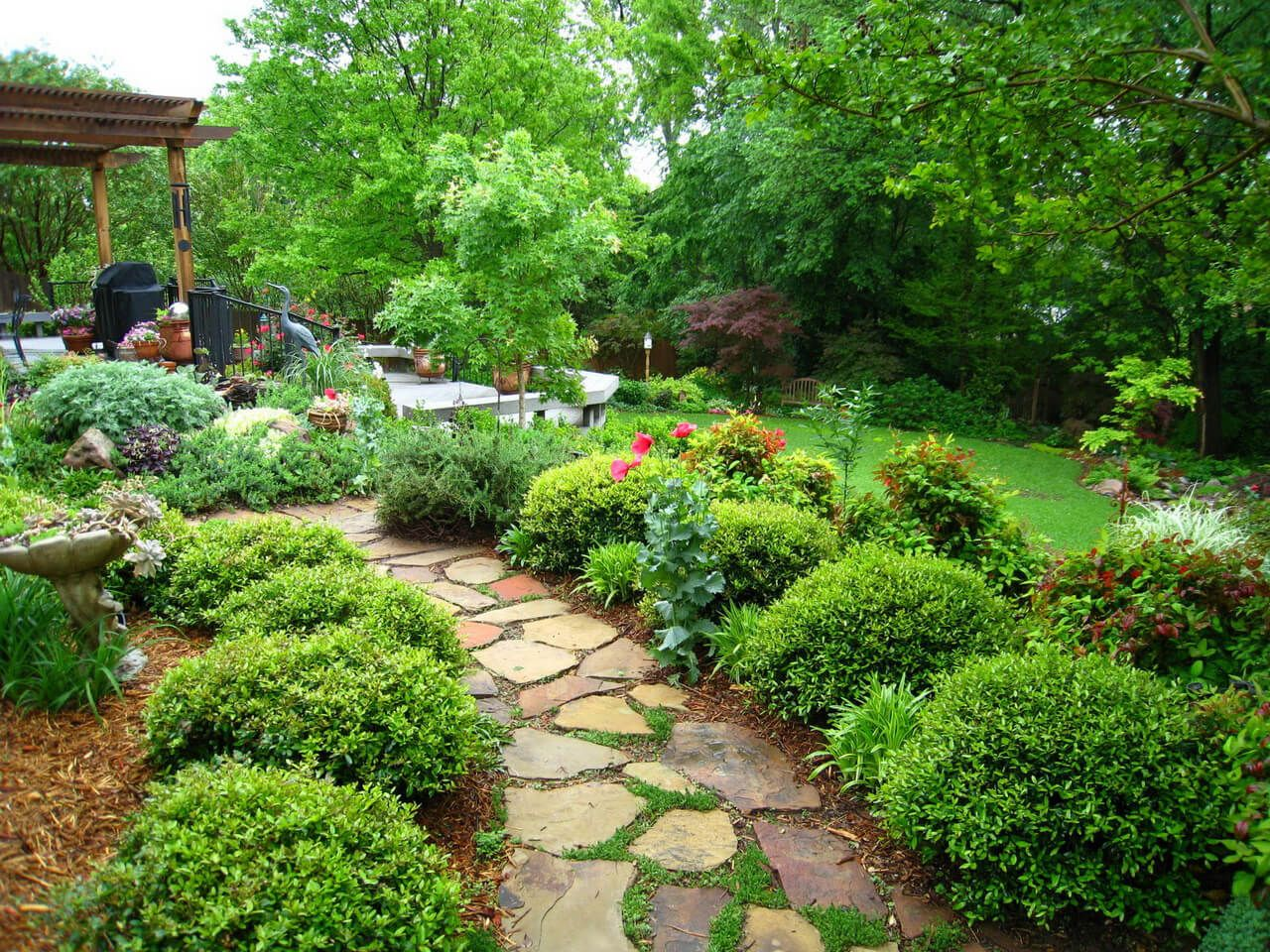 Gartenweggestaltung Planting The Perfect Landscape Ottawa Homes Need | Robert
