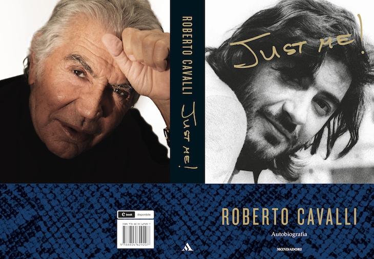 Roberto Cavalli JUSTME! book