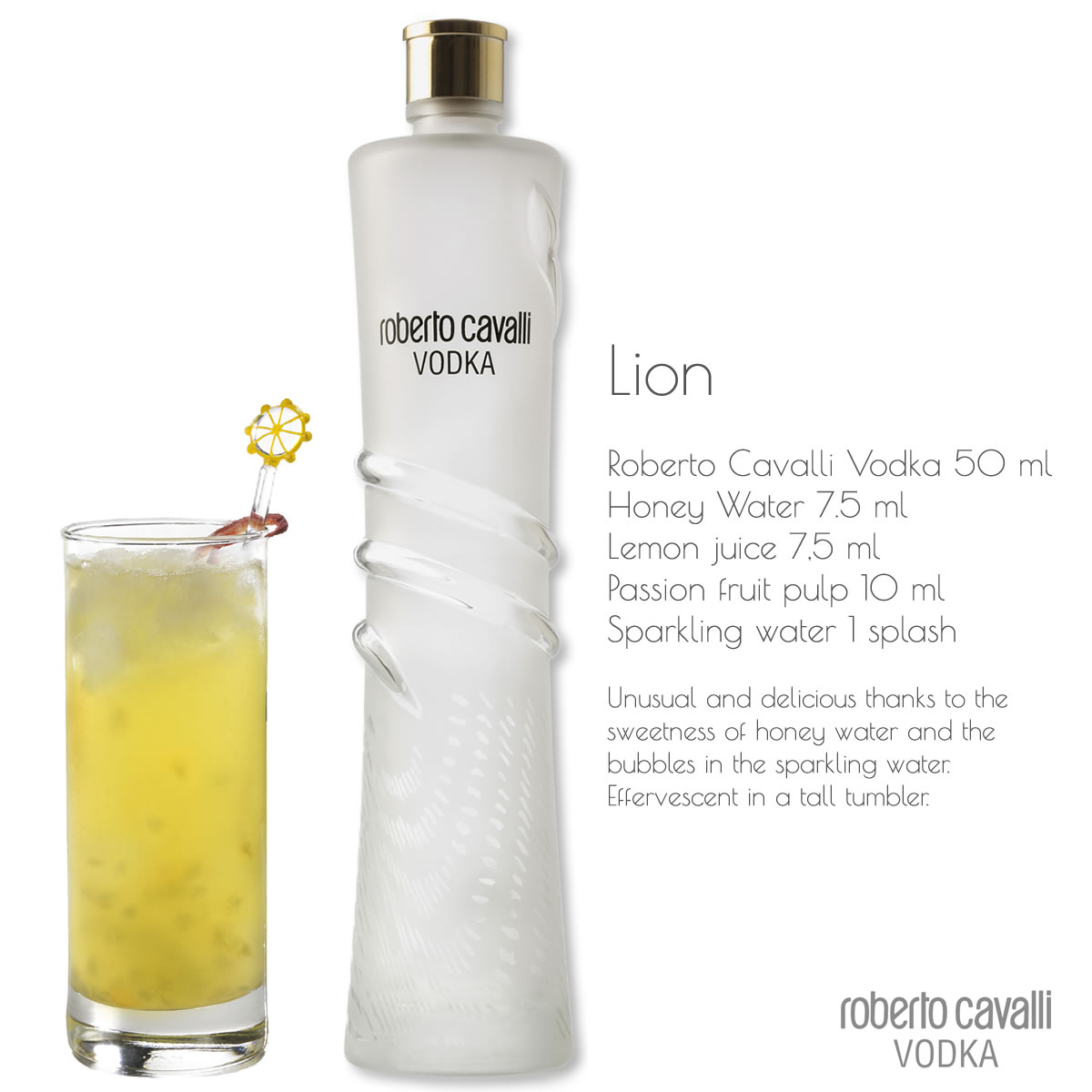 RCV Cocktail Lion