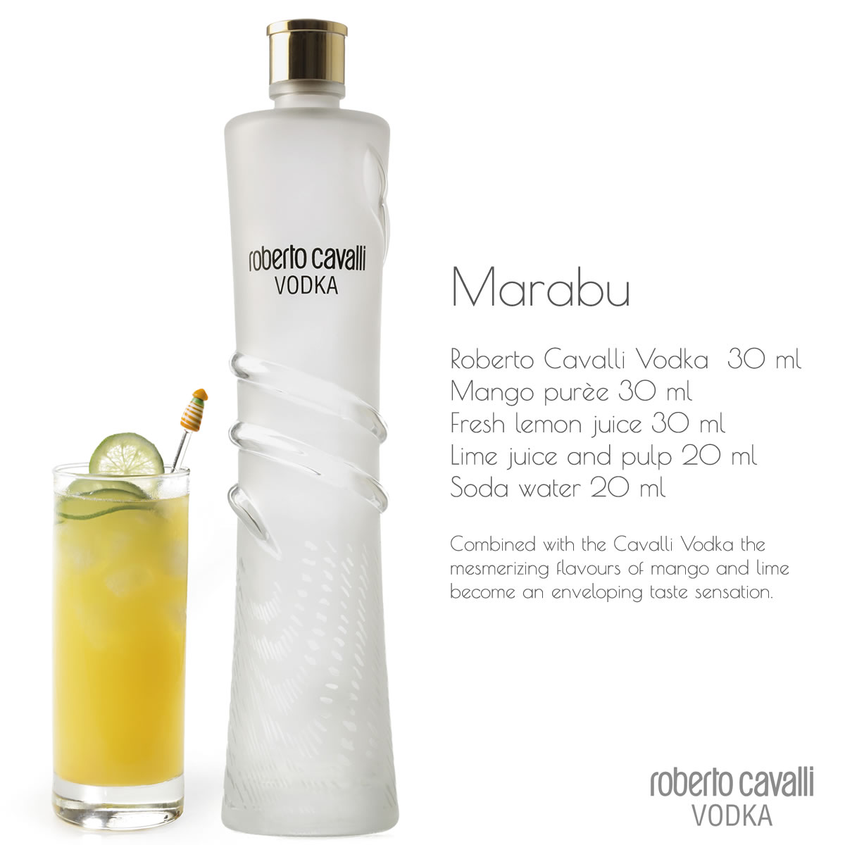RCV Cocktail Marabu