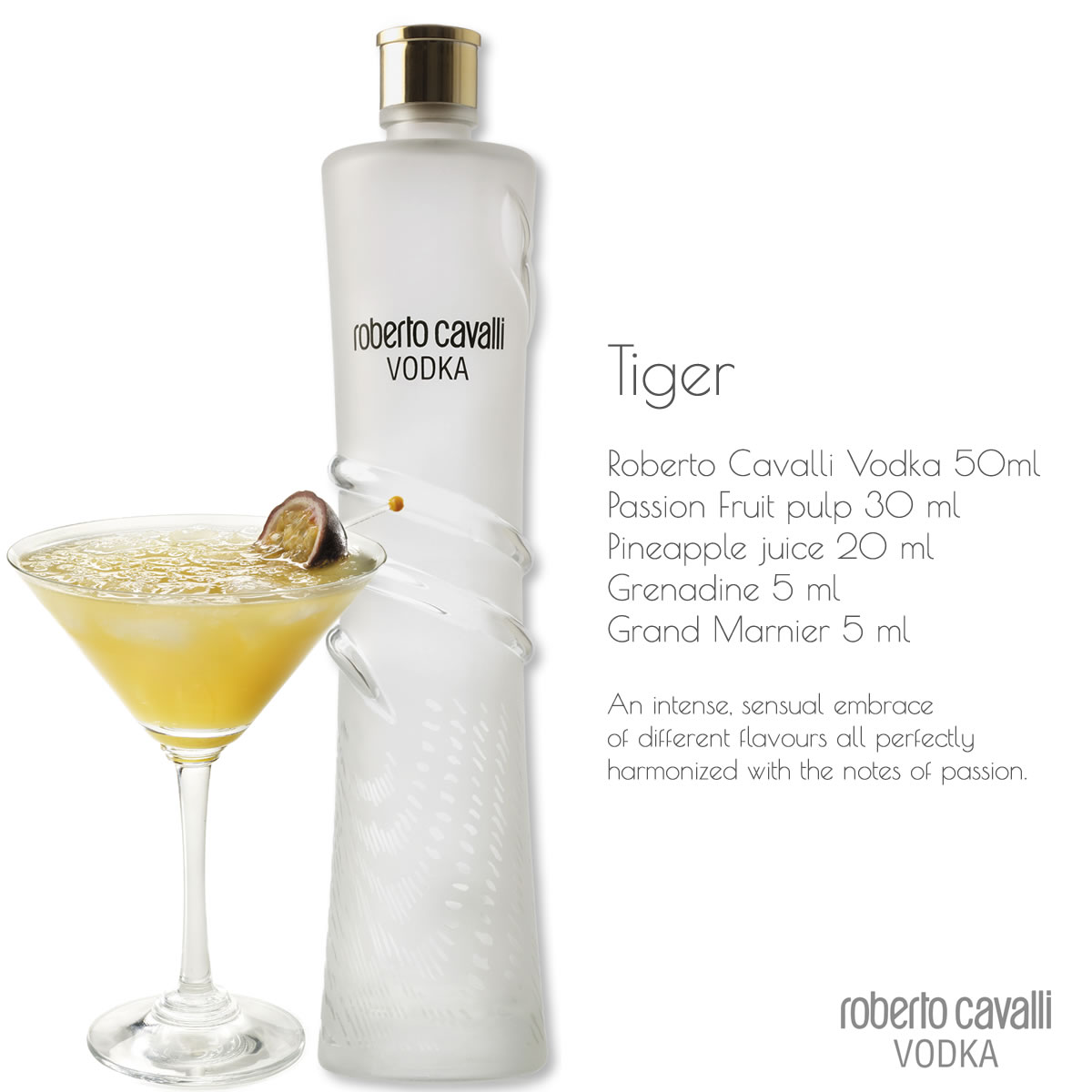 RCV Cocktail Tiger