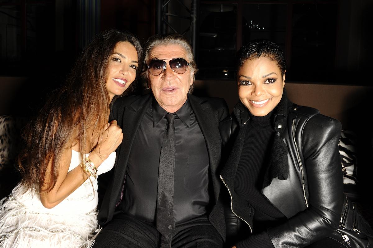 Ae Roberto Cavalli Janet jackson Roberto Cavalli 40th Anniversary Gala and Event in Paris 29-09-2010 (179)