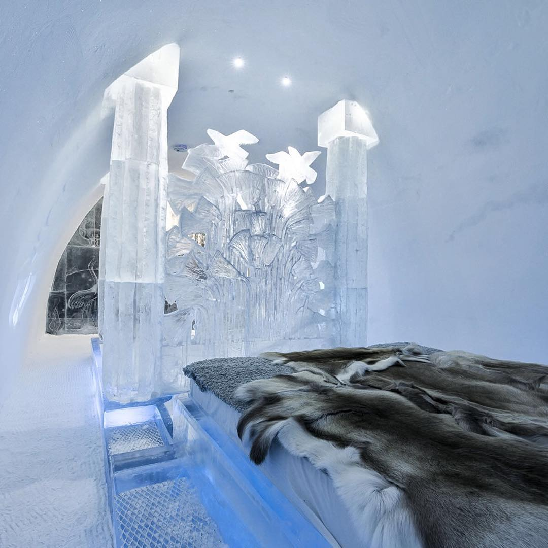 414. Icehotel, Trip to an Enchanted World...