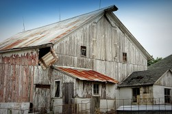 """Old Barn"" Mount Carroll 1"