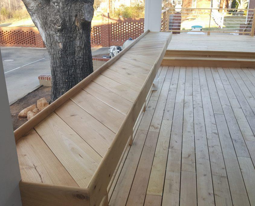 Black Locust Lumber And Decking Robi Decking