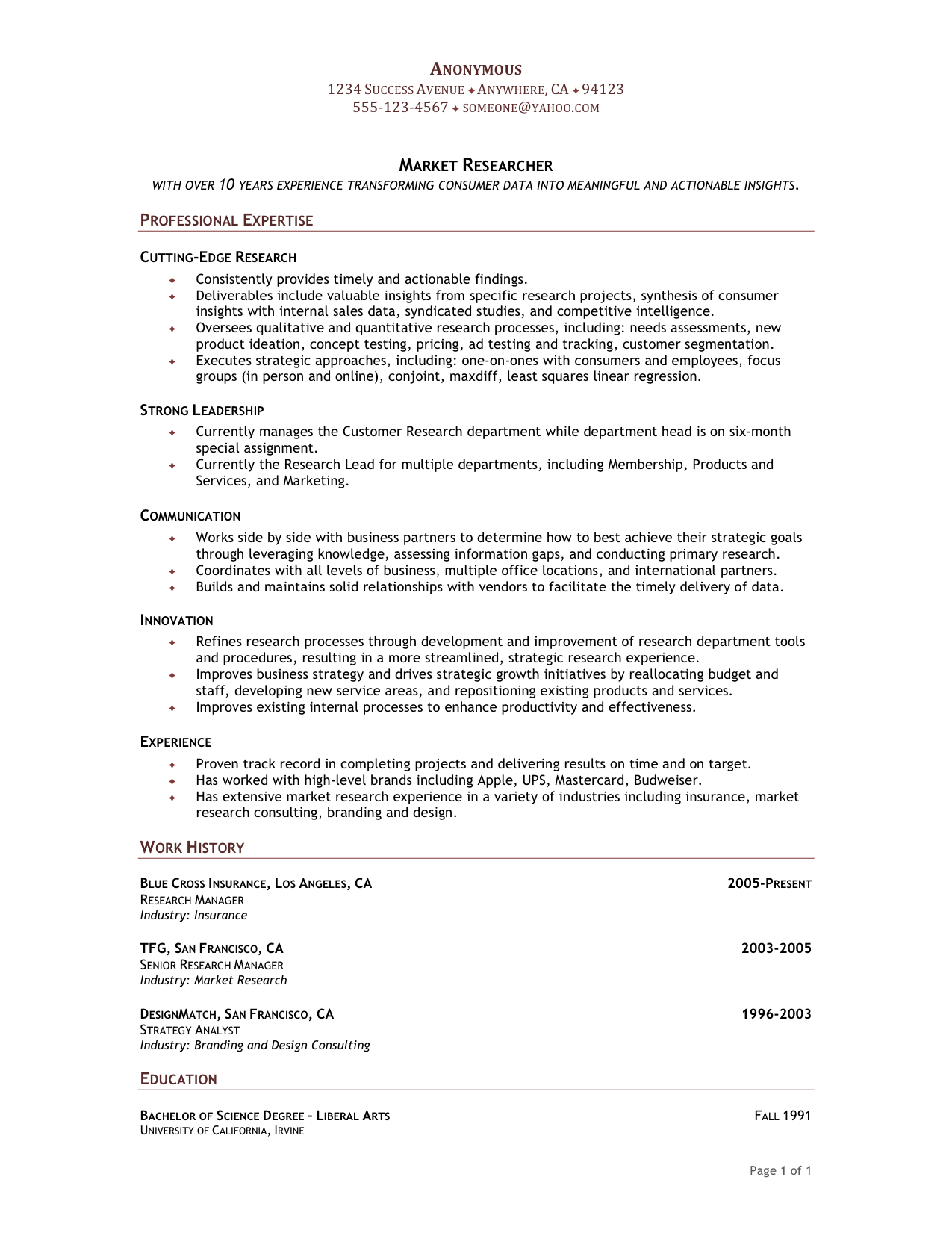 Chronological Resume Definition Doc Functional Chronological  Definition Of Functional Resume