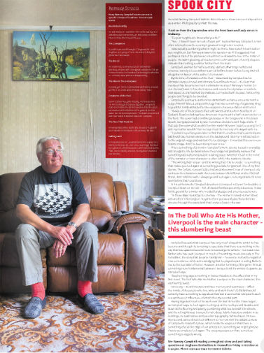 ramsey campbell interview
