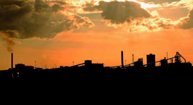 Redcar steelworks - Michael Marston