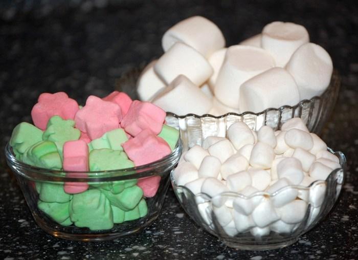 3 Kinds of Marshmallows by Robin Dance