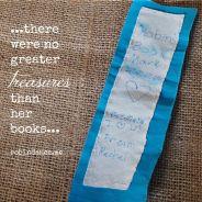 The Bookmark Thief